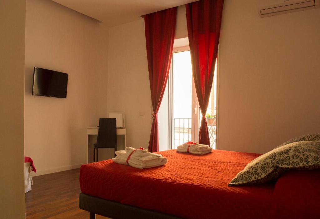 bed and breakfast suite duomo vicino a San Gregorio Armeno