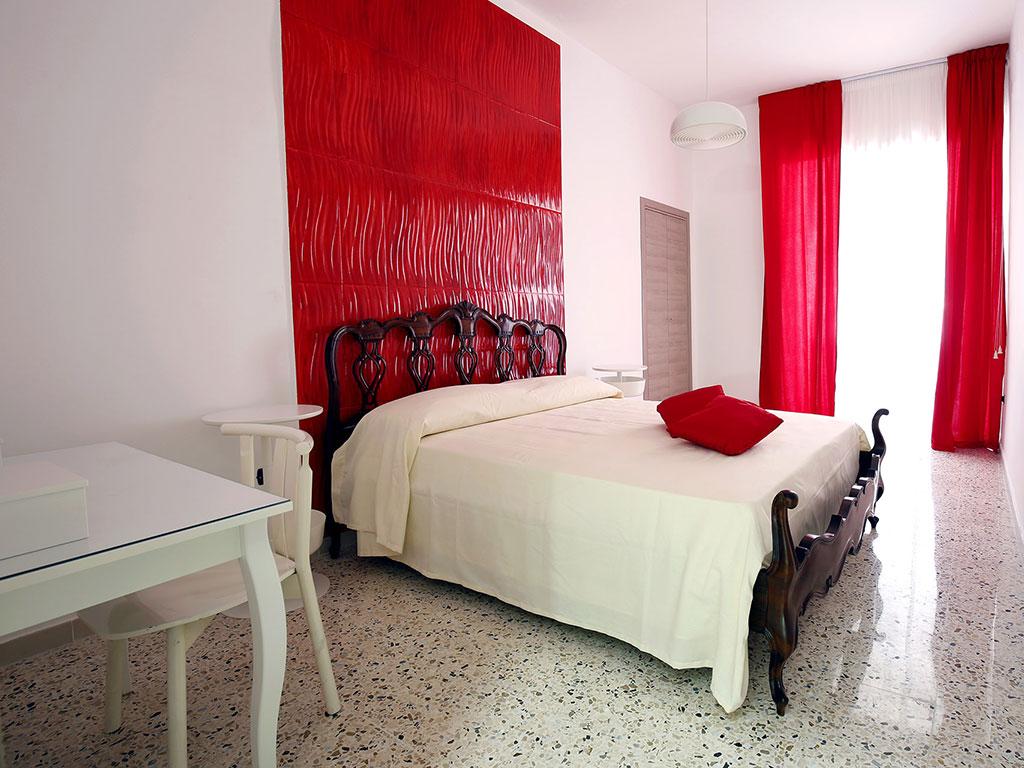 bed and breakfast con sette camere nel centro di Napoli