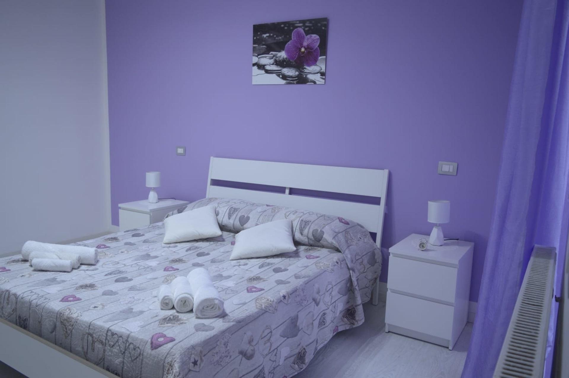 Sirio l'altra camera del Bed and Breakfast Bellatrix