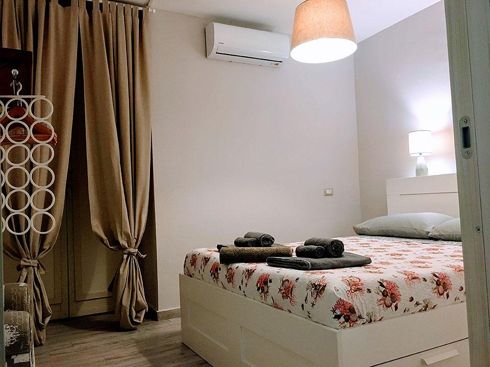 Appartamento charlotte all'interno del bed and breakfast Il Nido della Quaglia a Pozzuoli